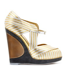 Yves Saint Laurent - MAGGY 110 WEDGE-PEEP dedos de los pies - mytheresa.com GmbH