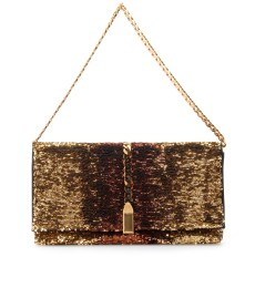 CATALINA CLUTCH MIT PAILLETTEN