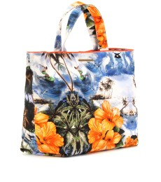 Stella McCartney - VANESSA HAWAIIAN PRINT CANVAS BEACH BAG - mytheresa.com GmbH