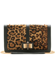 SWEET CHARITY PONYFELL CLUTCH