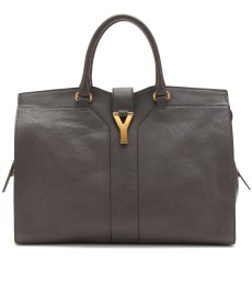 CABAS CHYC LARGE EAST/WEST LEATHER BAG