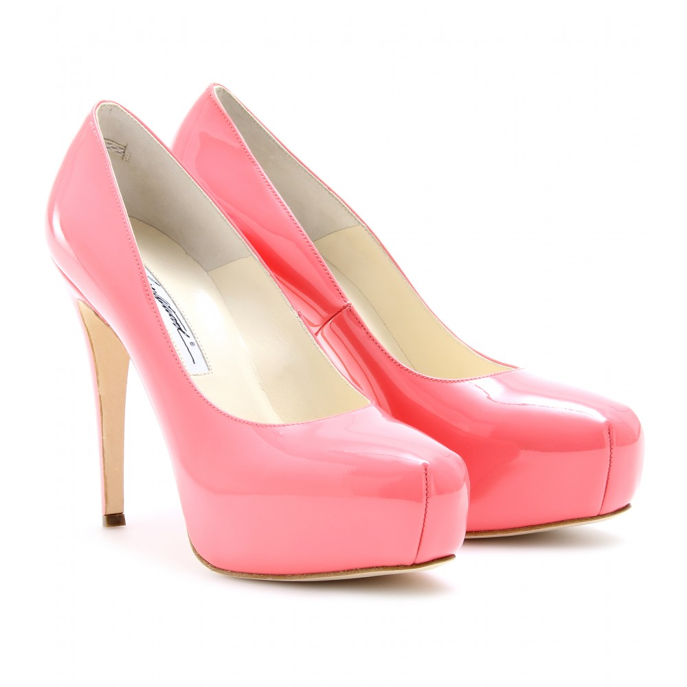 mytheresa.com -  Brian Atwood - MANIAC PUMPS - Luxury Fashion for Women / Designer clothing, shoes, bags :  sweetheart heel shoes