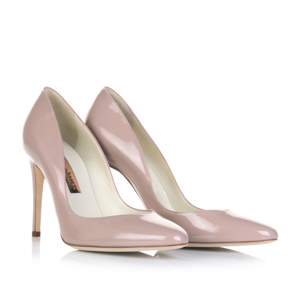 Rupert Sanderson Kate Middleton Nude Shoe