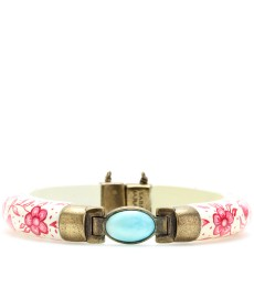 PAINTED WOODEN BANGLE